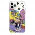 Прозрачный чехол Hustle Case Monopoly Richie Rich Ice Cream Clear для iPhone 12 | 12 Pro