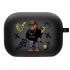 Силиконовый чехол Hustle Case Bear Hustle Black для AirPods Pro