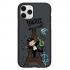 Чехол Hustle Case Monopoly Paris Black для iPhone 12 Pro Max