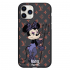 Чехол Hustle Case Minnie Mouse Black для iPhone 12 Pro Max