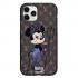 Чехол Hustle Case Minnie Mouse Black для iPhone 12 | 12 Pro