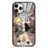 Чехол Hustle Case Bucks Bunny Love 1 Black для iPhone 12 | 12 Pro