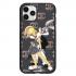Чехол Hustle Case Bucks Bunny Love 2 Black для iPhone 12   12 Pro