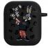 Силиконовый чехол Hustle Case Bucks Bunny Gun Black для AirPods 1   2