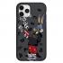 Чехол Hustle Case Bucks Bunny Gun Black для iPhone 12 Pro Max