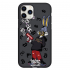 Чехол Hustle Case Bucks Bunny Gun Black для iPhone 12 | 12 Pro