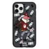 Чехол Hustle Case Bucks Bunny Supreme Black для iPhone 12   12 Pro