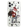 Прозрачный чехол Hustle Case Bucks Bunny Supreme Clear для iPhone 12 Pro Max