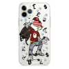 Прозрачный чехол Hustle Case Bucks Bunny Supreme Clear для iPhone 12 | 12 Pro