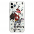 Прозрачный чехол Hustle Case Bucks Bunny Supreme Clear для iPhone 12   12 Pro