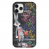Чехол Hustle Case Bucks Bunny Basket Black для iPhone 12 | 12 Pro