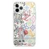 Прозрачный чехол Hustle Case Bucks Bunny Basket Clear для iPhone 12 Pro Max