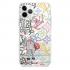 Прозрачный чехол Hustle Case Bucks Bunny Basket Clear для iPhone 12   12 Pro