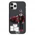 Чехол Hustle Case Bucks Bunny Porsche Black для iPhone 12 Pro Max