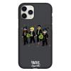 Чехол Hustle Case Monopoly Squad Black для iPhone 12 | 12 Pro
