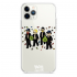 Прозрачный чехол Hustle Case Monopoly Squad Clear для iPhone 12 Pro Max