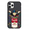 Чехол Hustle Case Monopoly Boom Black для iPhone 12 Pro Max