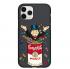 Чехол Hustle Case Monopoly Boom Black для iPhone 12 | 12 Pro