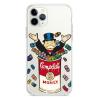 Прозрачный чехол Hustle Case Monopoly Boom Clear для iPhone 12 | 12 Pro