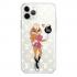 Прозрачный чехол Hustle Case Bucks Bunny Hustle Bomb Clear для iPhone 12 | 12 Pro