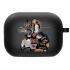 Силиконовый чехол Hustle Case Tiger Black для AirPods Pro