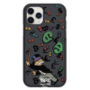 Чехол Hustle Case Monopoly Stick Black для iPhone 12 Pro Max