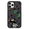 Чехол Hustle Case Monopoly Stick Black для iPhone 12 | 12 Pro