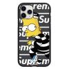 Чехол Hustle Case Bart Prison Black для iPhone 12   12 Pro