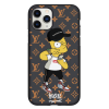 Чехол Hustle Case Bart LV Black для iPhone 12 Pro Max