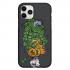 Чехол Hustle Case Monopoly Richie Rich Glasses Black для iPhone 12 Pro Max