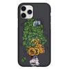 Чехол Hustle Case Monopoly Richie Rich Glasses Black для iPhone 12 | 12 Pro