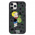 Чехол Hustle Case Monopoly Richie Rich Black для iPhone 12 | 12 Pro