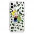 Прозрачный чехол Hustle Case Monopoly Richie Rich Clear для iPhone 12 | 12 Pro