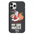 Чехол Hustle Case Bucks Bunny Hustle Black для iPhone 12 Pro Max
