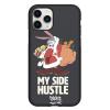 Чехол Hustle Case Bucks Bunny Hustle Black для iPhone 12   12 Pro