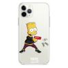 Прозрачный чехол Hustle Case Bart Gun Clear для iPhone 12 | 12 Pro