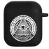 Силиконовый чехол Hustle Case Mason Eye Black для AirPods 1   2