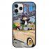 Чехол Hustle Case Monopoly London Black для iPhone 12 Pro Max