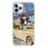 Прозрачный чехол Hustle Case Monopoly London Clear для iPhone 12 Pro Max