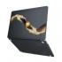 "Чехол-накладка Hustle Case Hands Btc=Auto Black для MacBook Air 13"" (M1 | 2020 | 2019 | 2018)"