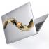 "Чехол-накладка Hustle Case Hands Btc=Auto Clear для MacBook Air 13"" (M1   2020   2019   2018)"