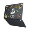 """Чехол-накладка Hustle Case Custom Black для MacBook Air 13"""" (M1   2020   2019   2018)"""