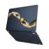 """Чехол-накладка Hustle Case Hands BTC=Money Black для MacBook Air 13"""" (M1   2020   2019   2018)"""