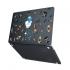 "Чехол-накладка Hustle Case Diamond Black для MacBook Air 13"" (M1   2020   2019   2018)"