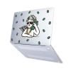 "Чехол-накладка Hustle Case Business Angel Matte Clear для MacBook Air 13"" (M1 | 2020 | 2019 | 2018)"