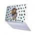 "Чехол-накладка Hustle Case Bear Matte Clear для MacBook Air 13"" (M1   2020   2019   2018)"