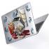 "Чехол-накладка Hustle Case Ice Big Mac Clear для MacBook Air 13"" (M1 | 2020 | 2019 | 2018)"