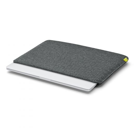 "Чехол Incase Slip Sleeve with PerformaKnit Asphalt (INMB100655-ASP) для MacBook Pro 16"""