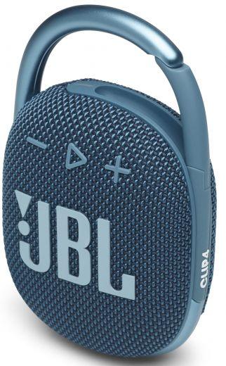 Акустика JBL Сlip 4 Blue (JBLCLIP4BLU)