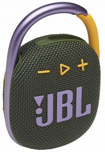 Акустика JBL Сlip 4 Green (JBLCLIP4GRN)